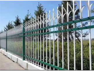 方形锌钢护栏