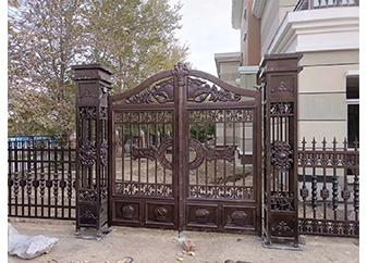 家用大门及护栏安装