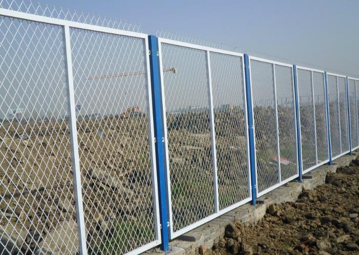 基坑护栏网的四个重要特性和标准做法