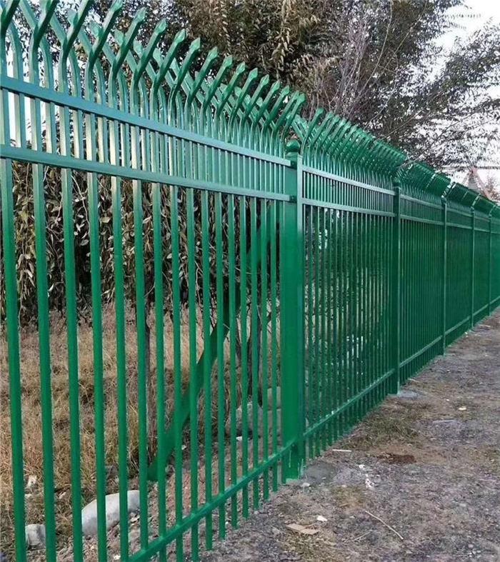 锌钢防爬护栏