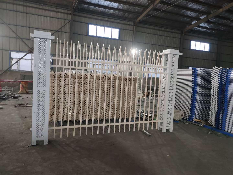 锌钢防爬护栏系列