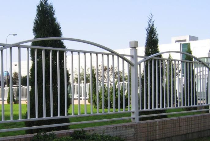 小区铝制围栏