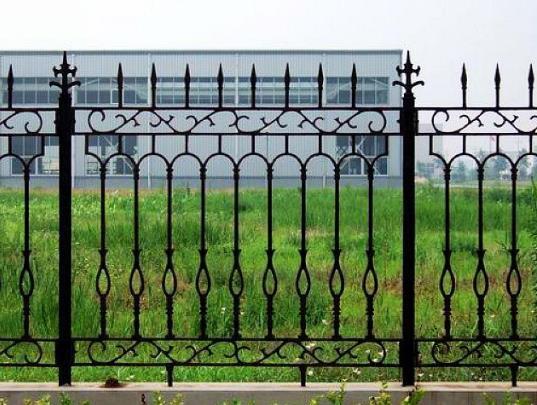 厂区锻造围栏