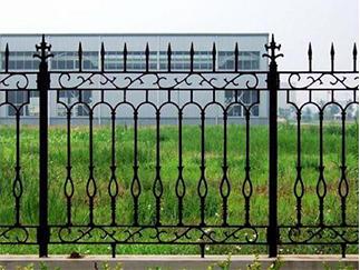 新疆锻造围栏