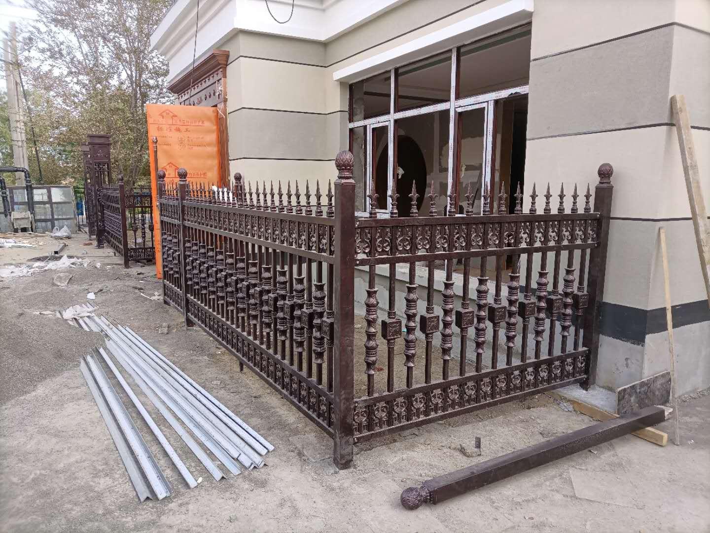 室外平台护栏
