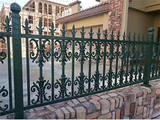 家用防爬护栏