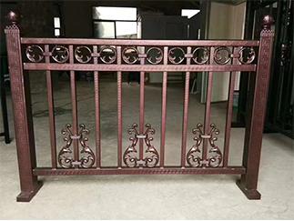 新疆楼梯护栏