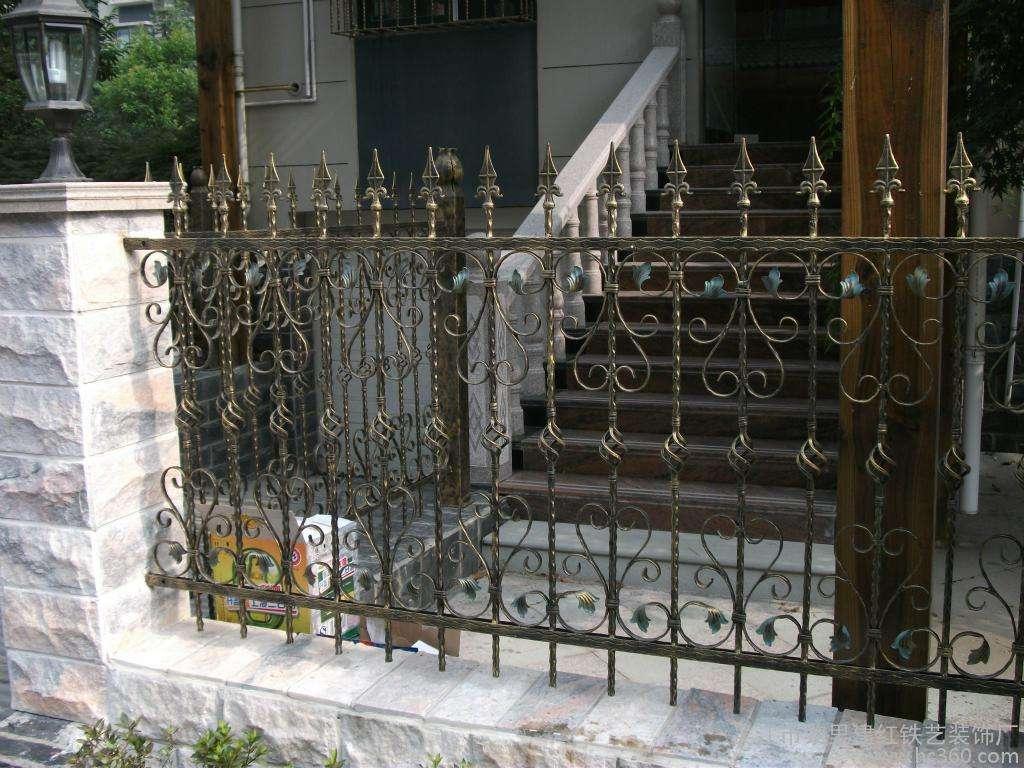 锻造家用护栏
