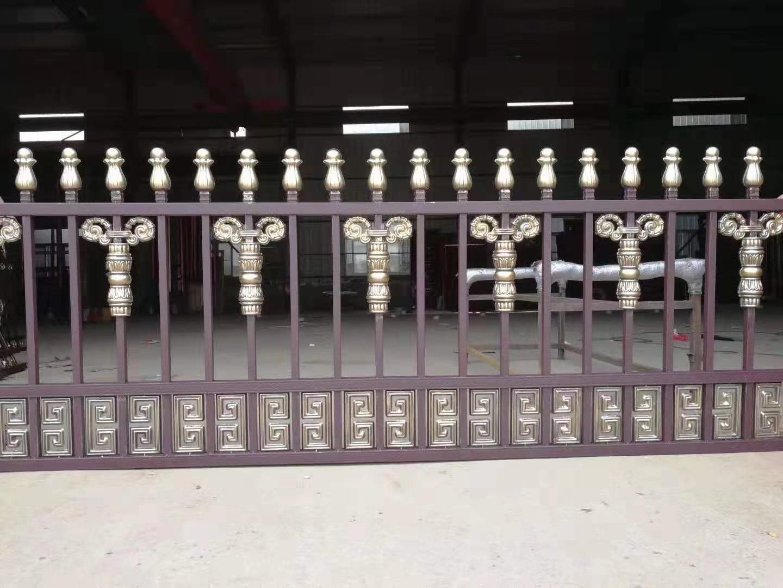 防爬铝艺围栏