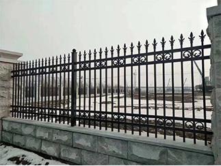 新疆围墙护栏