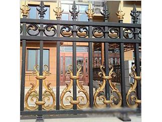 铝艺护栏大门