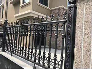 小区焊接护栏