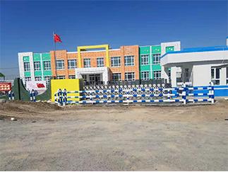 新疆学校护栏