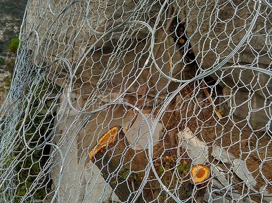 环形被动防护网
