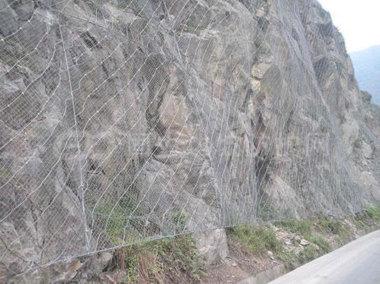 主动边坡防护网得到广泛应用是为什么