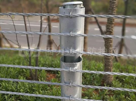 石家庄镀锌缆索护栏