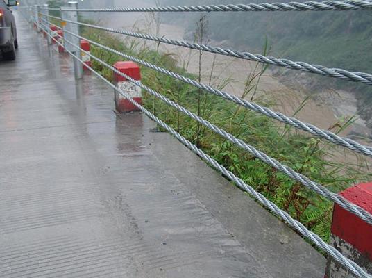 石家庄公路缆索护栏