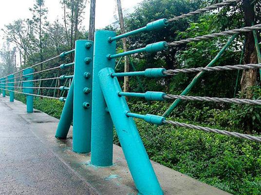 A级缆索护栏