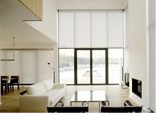 不同的办公室窗帘各有哪些优势
