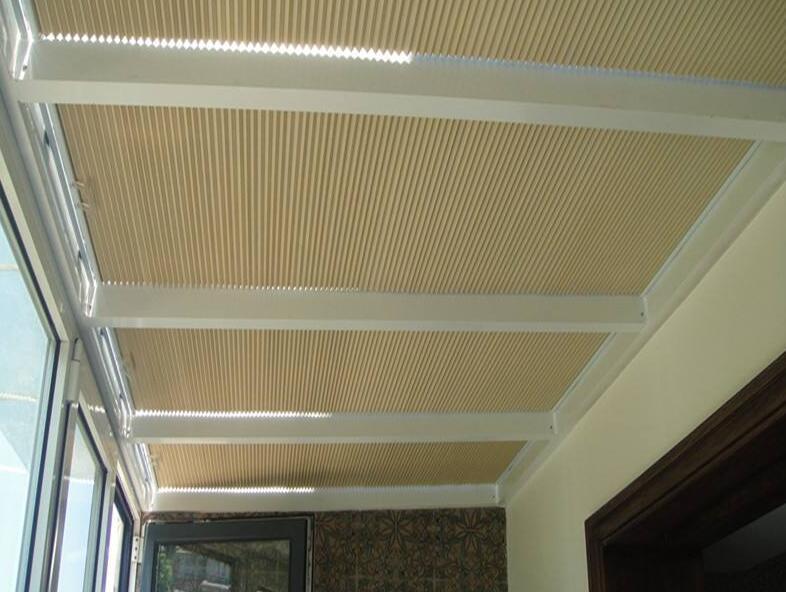 室内遮阳帘对温度的调节作用增强有哪些方法