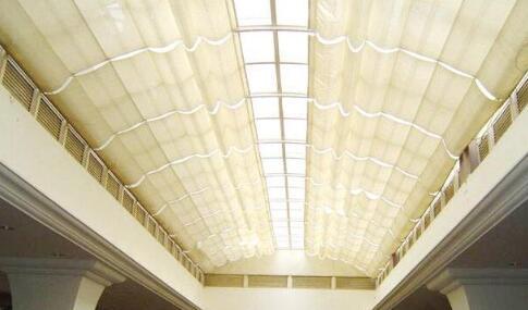 喜居遮阳膜结构遮阳棚,你需要了解的一些特性!