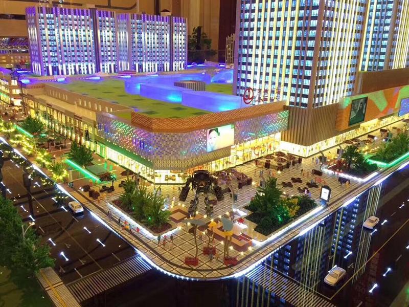 房地产模型制作