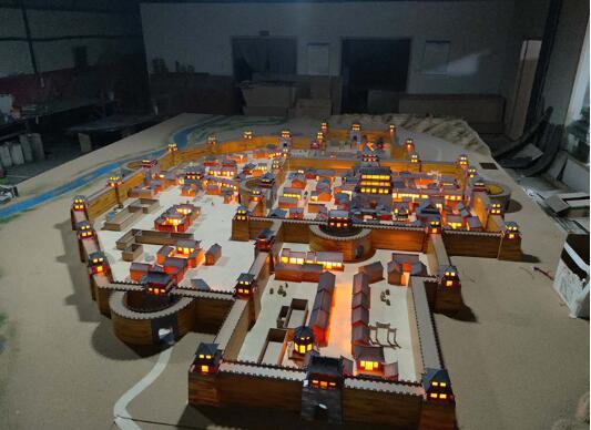 兰州沙盘模型制作