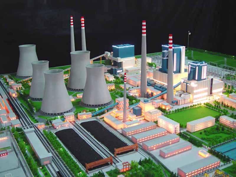 工业沙盘模型