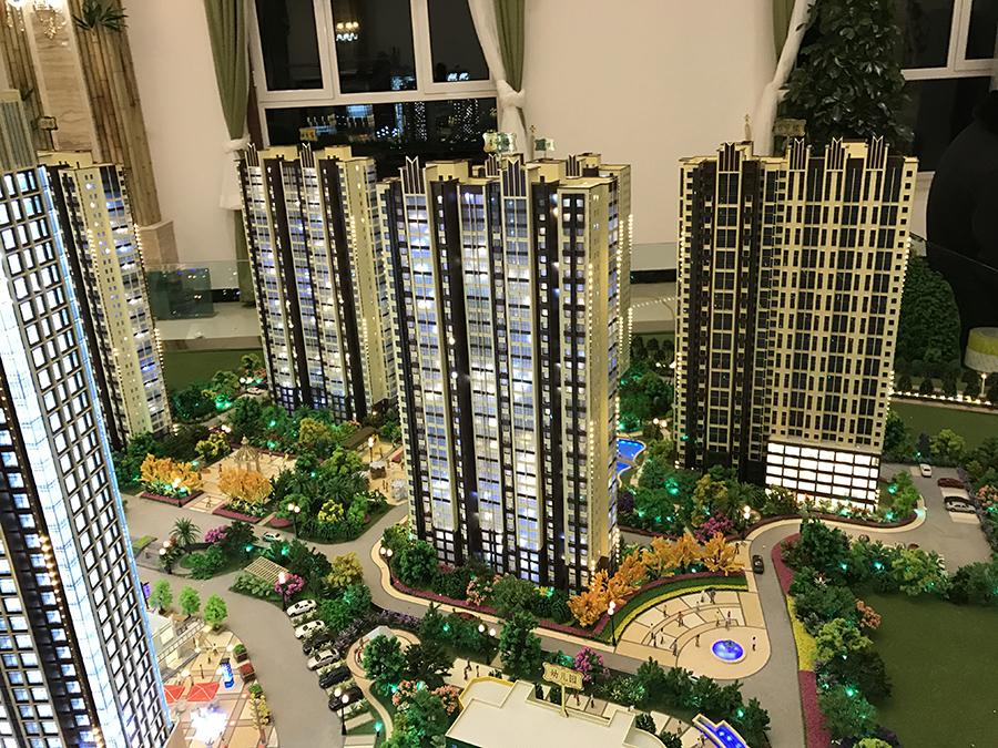 房地产建筑模型制作完成后,还要注意什么?