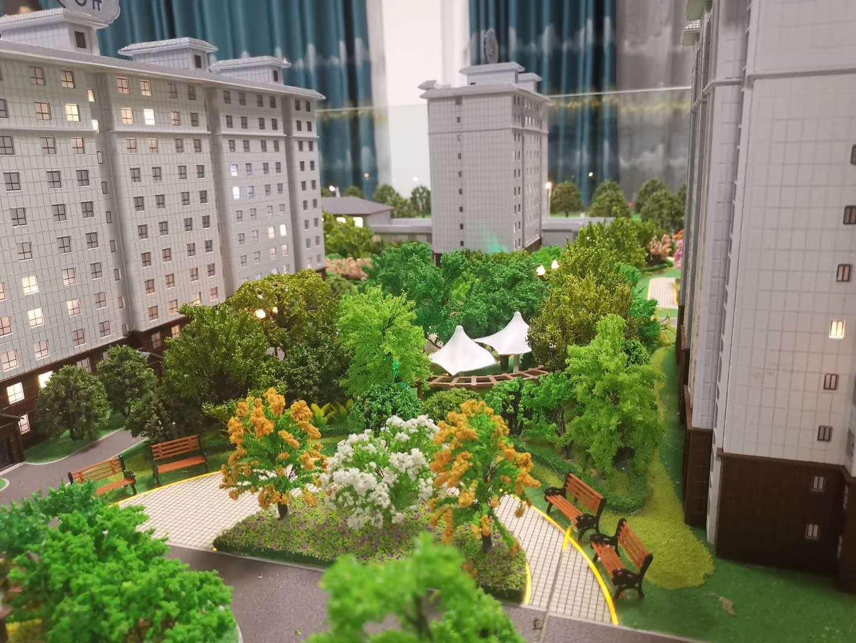 建筑与景观模型
