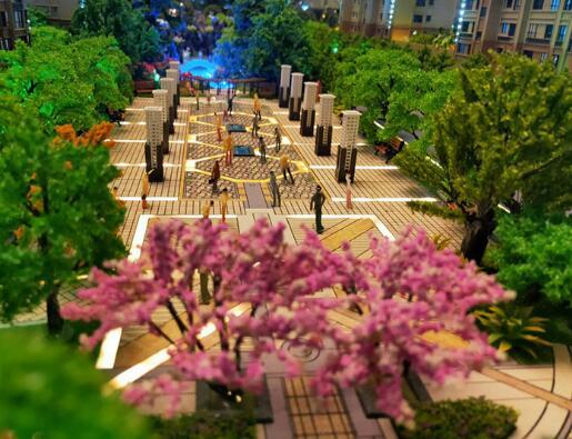 房地产规划其中使用的沙盘模型有什么价值?