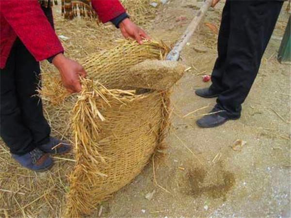 宁夏防汛草袋