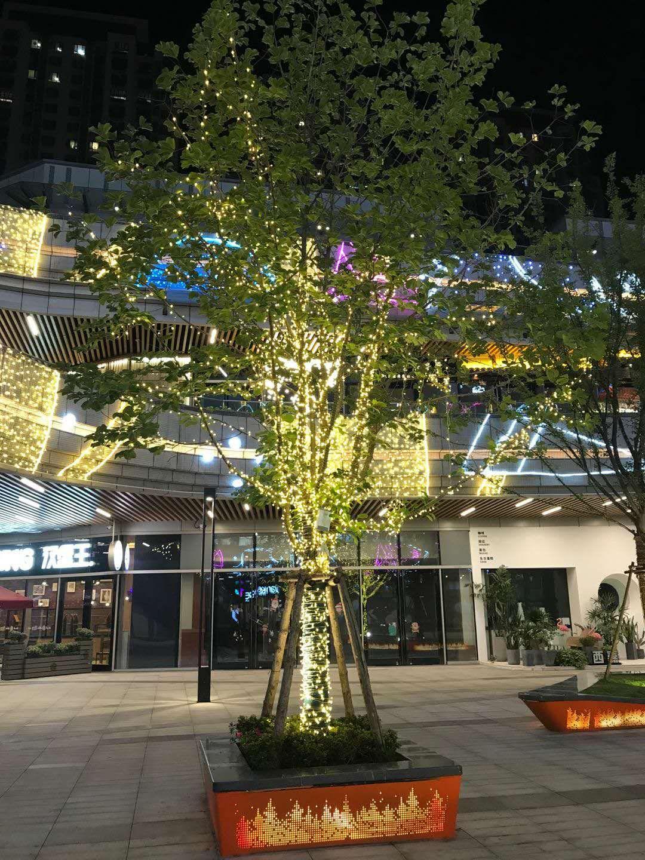 合肥亮化工程:亮化工程中夜景亮化对城市都有哪些好处