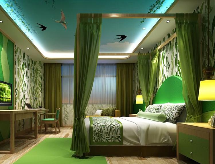 主题酒店设计与施工