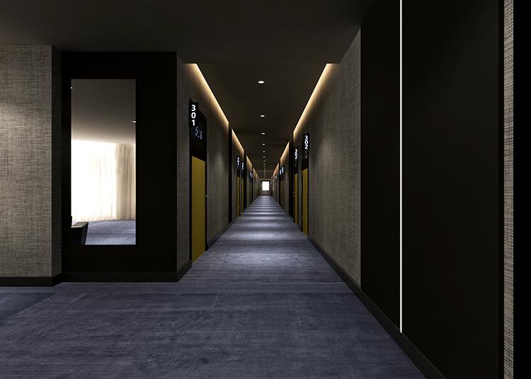 银川酒店空间设计