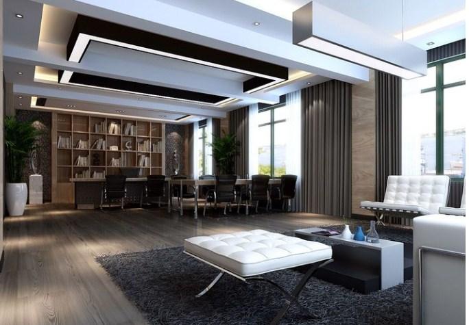 银川办公室内装修常用的5种风格你知道都有哪些吗?