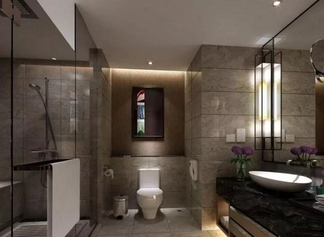 三种星级酒店卫生间装修十大装修设计细节你都知道哪些呢?