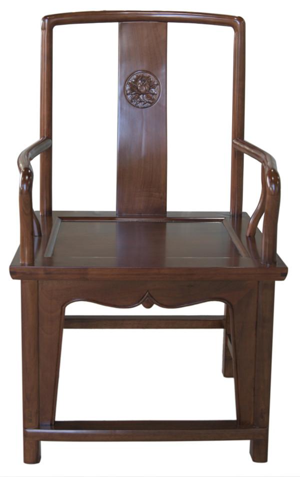 牡丹南官椅