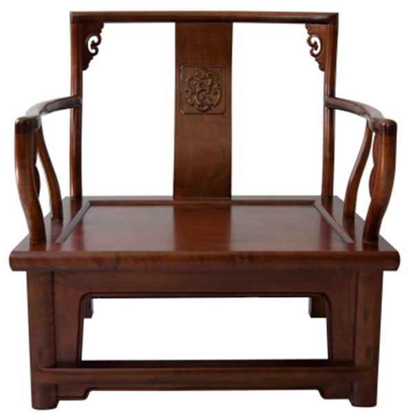 矮南官椅 高780
