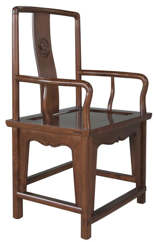 牡丹南官椅 高1098