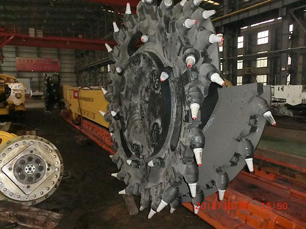 太原采煤机维修