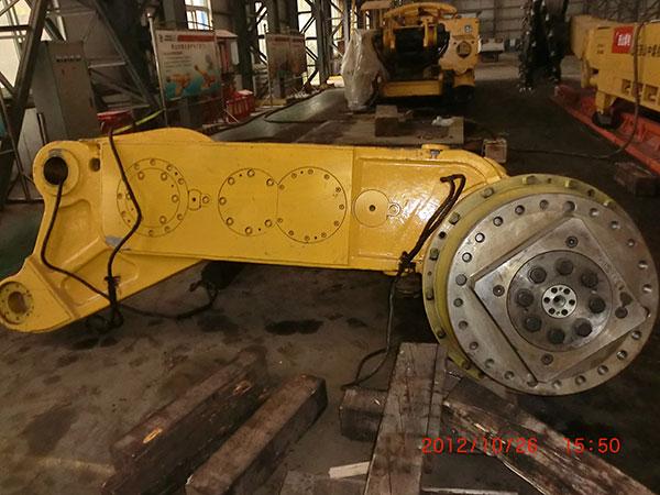 采煤机维修2