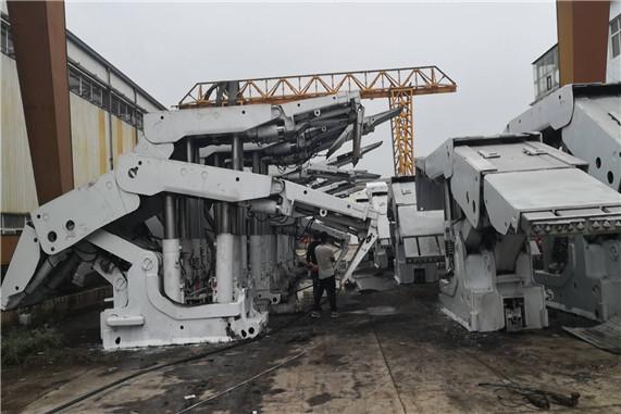 山西采煤机大修