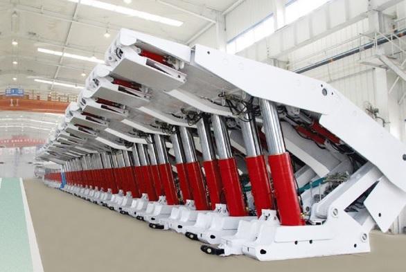 山西液压支架维修小编分享液压支架的作用-华瑞成煤机