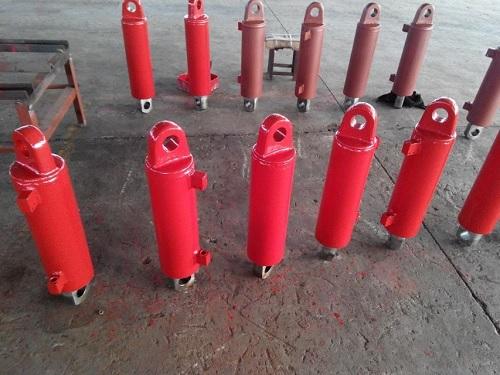 液压支架维修:支撑和液压千斤顶的操作