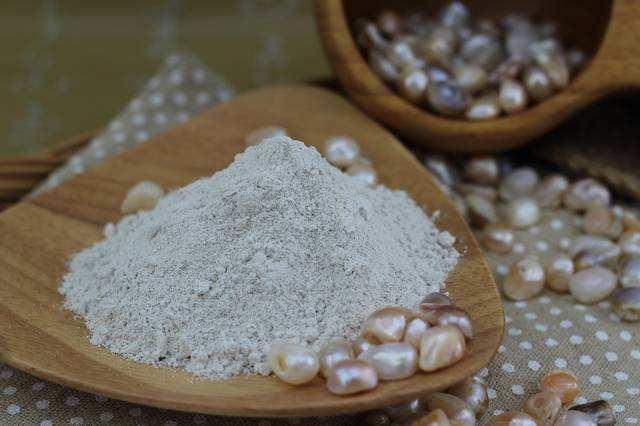 祛斑美白的珍珠粉面膜怎么做