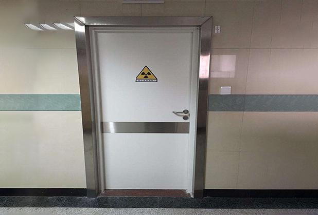 四川防辐射铅门的安装工艺流程和技术要求!