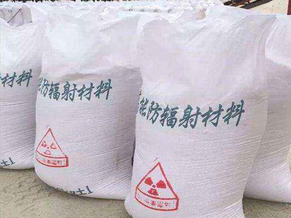 四川硫酸钡砂销售成功案例