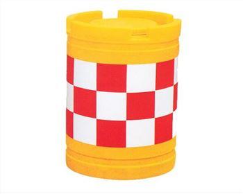圆形防撞桶