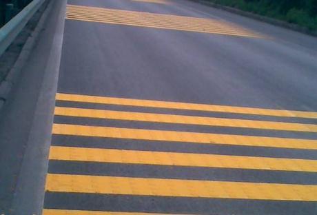 十堰道路标线施工